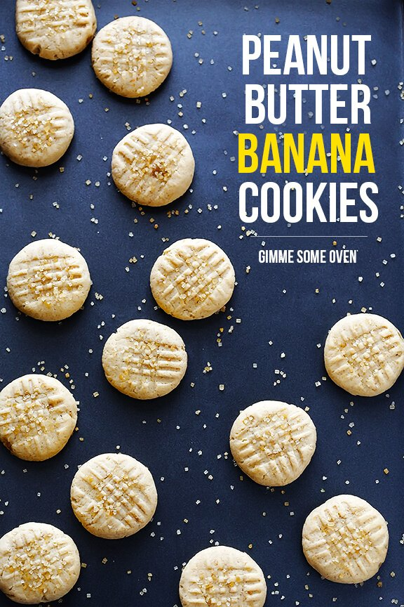 Overripe banana cookie recipes