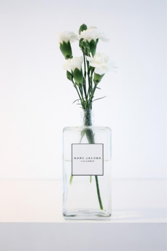 Perfume Bottle Vase | A Pair & A Spare