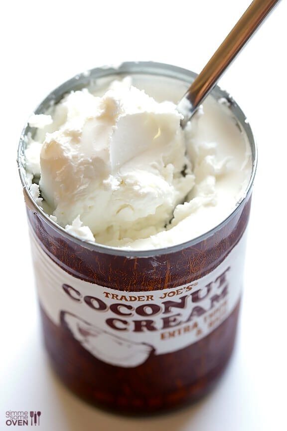 Coconut whipped cream gimme some oven how to make coconut whipped cream grab a can of coconut milk and join publicscrutiny Image collections