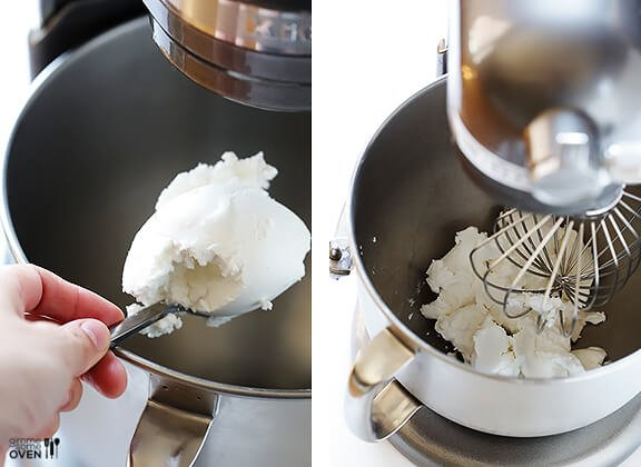 How To Make Coconut Whipped Cream -- grab a can of coconut milk and join the party!   gimmesomeoven.com #vegan #diy