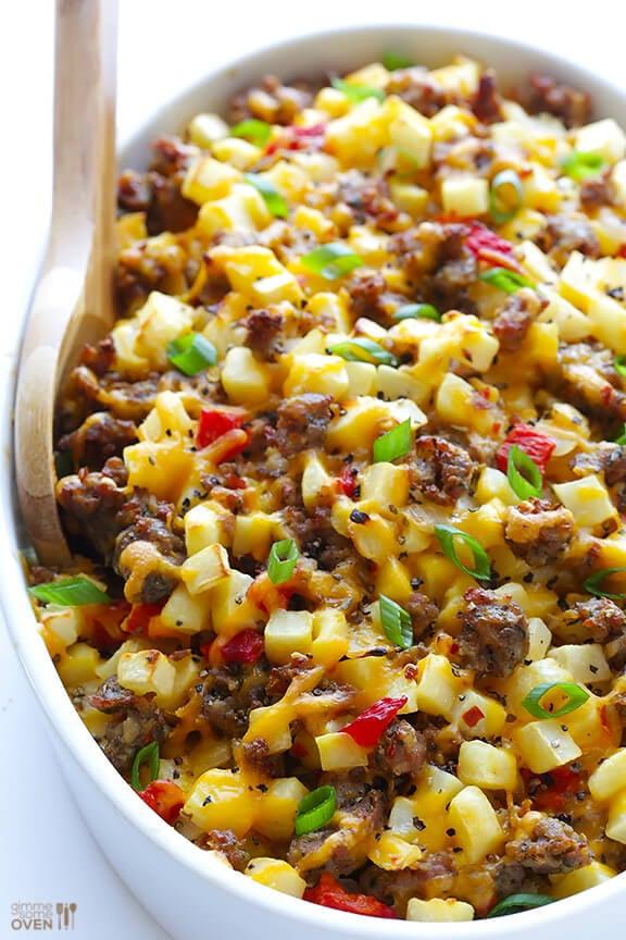 Easy recipes breakfast casserole