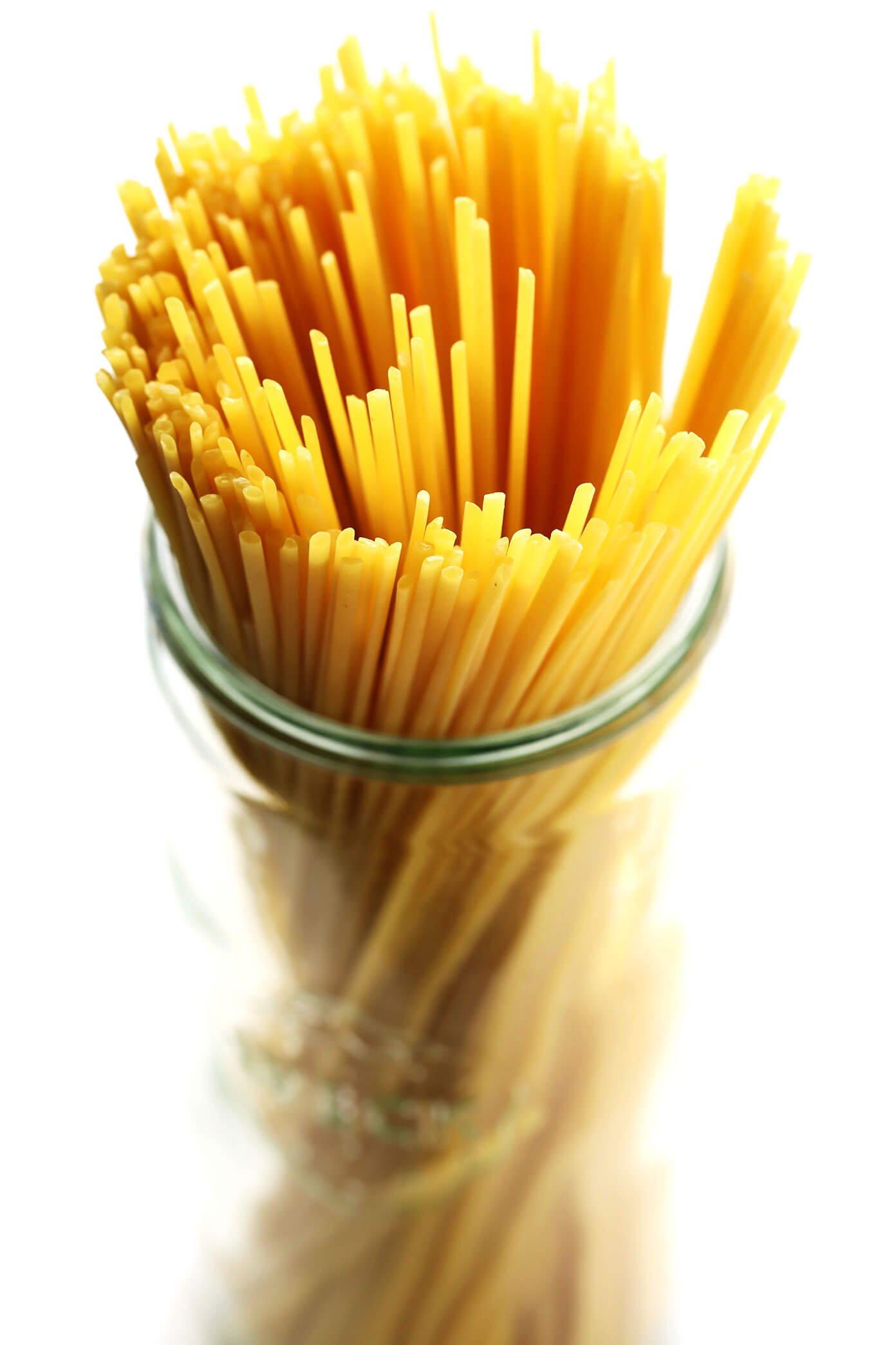 Linguine for Sesame Noodles