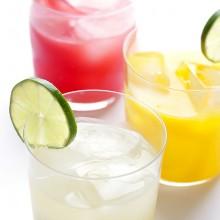 Skinny Margaritas | gimmesomeoven.com #cocktail #drink