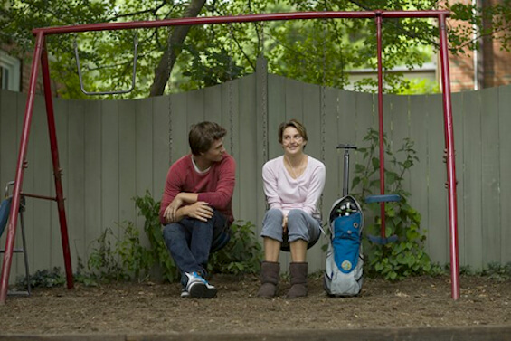 Josh Boone's The Fault in Our Stars Starring Ansel Elgort and Shailene Woodley | Photo by James Bridges - © 2013 - Twentieth Century Fox Film Corporation.