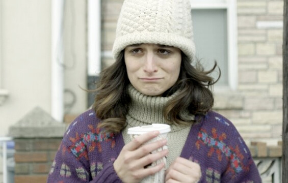 Jenny Slate in Gillian Robespierre's Obvious Child.
