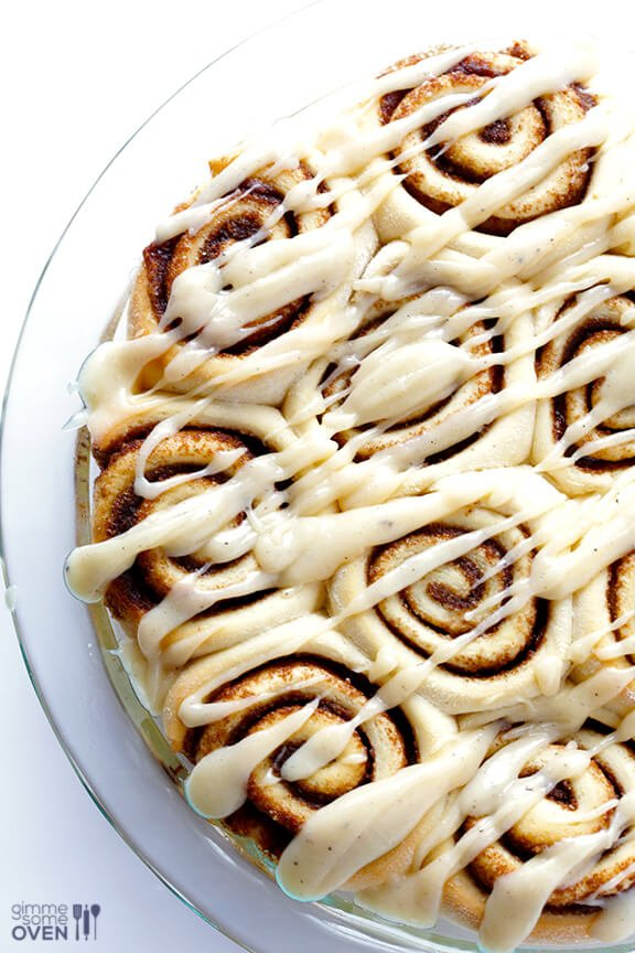 Brown Butter Cinnamon Rolls | Gimme Some Oven