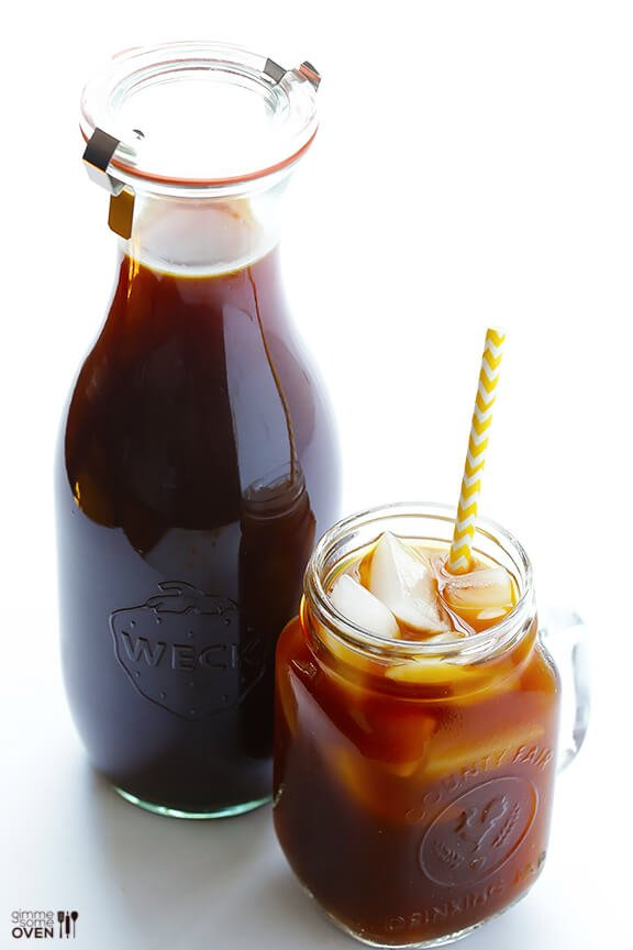How To Make Cold Brew Coffee: a step-by-step photo tutorial and recipe ...