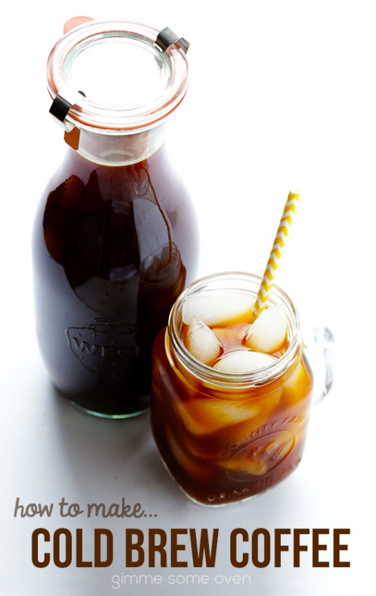 How To Cold Brew Iced Coffee Brewing Ice Coffee The Right Way Pictures ...