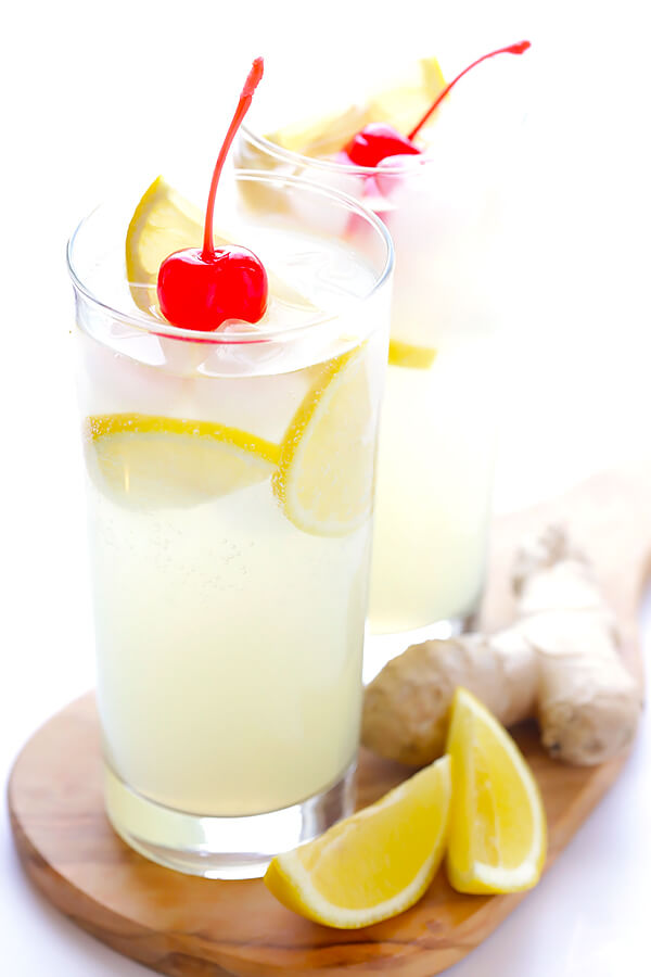 Ginger Tom Collins | Gimme Some Oven