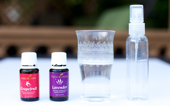 DIY Grapefruit-Lavender Body Spray | www.gimmesomeoven.com/style