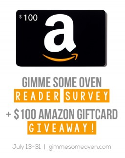 Annual Reader Survey + $100 Amazon GIVEAWAY