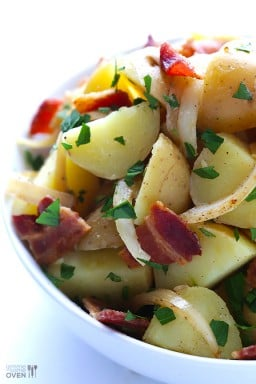 German Potato Salad {Gimme Some Oven}