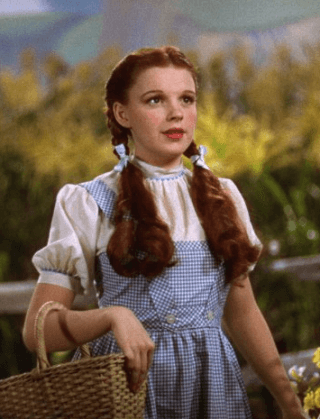 Judy Garland / The Wizard Of Oz / (c) 1939 Warner Home Video