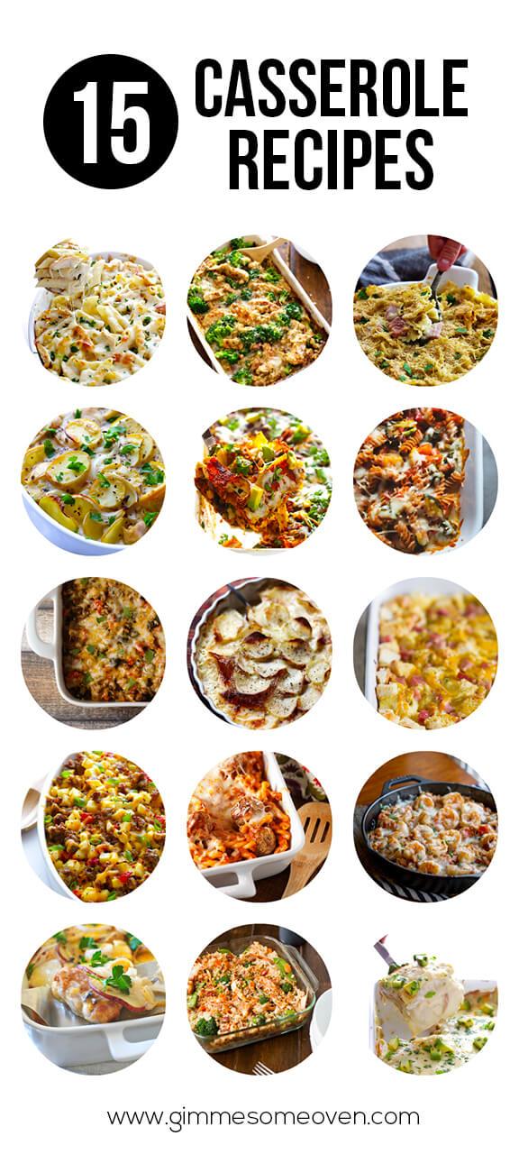 15 Comforting Casserole Recipes   gimmesomeoven.com