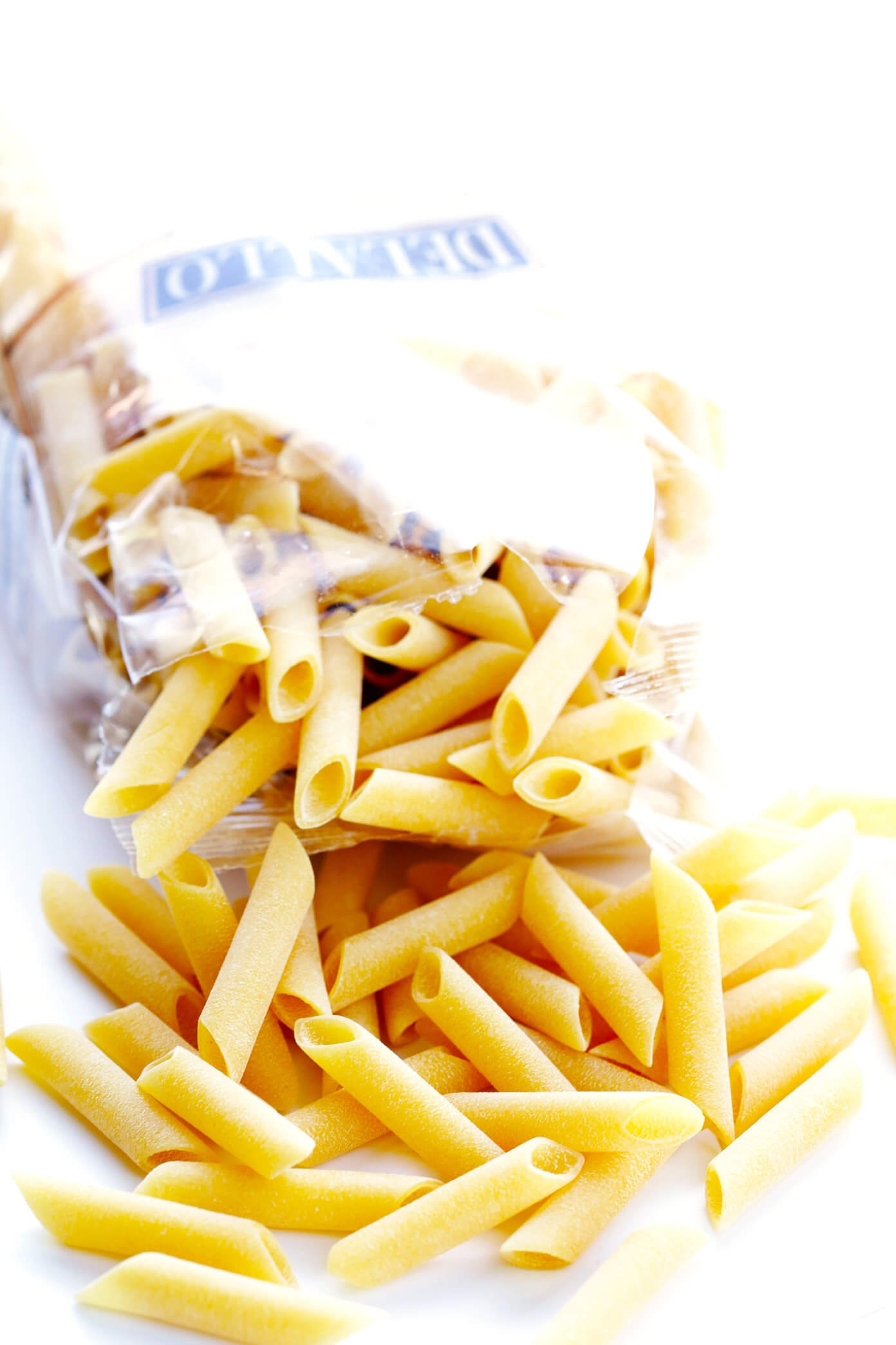 DeLallo Penne Pasta | Chicken Alfredo Baked Ziti