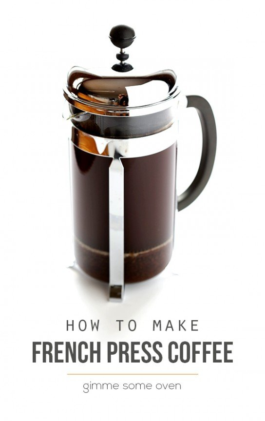 french press coffee gimme some oven. Black Bedroom Furniture Sets. Home Design Ideas