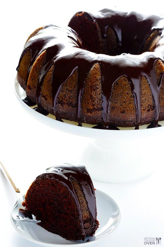 Greek Yogurt Chocolate Cake Gimme Some Oven