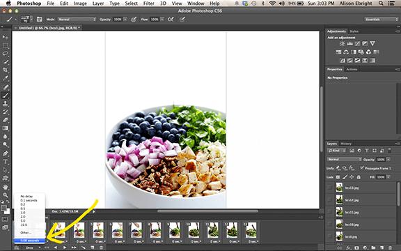 How To Make An Animated GIF 12