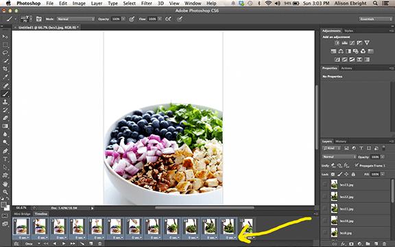 How To Make An Animated GIF 13