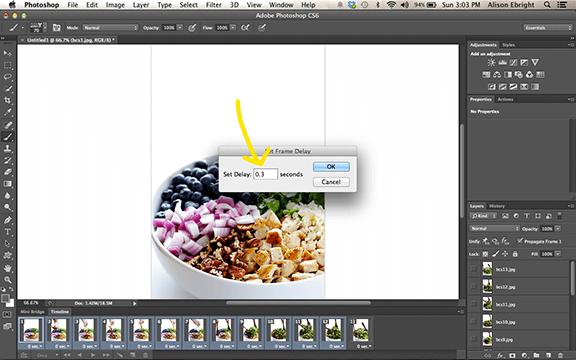 How To Make An Animated GIF 15
