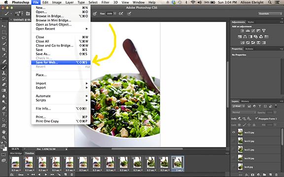 How To Make An Animated GIF 18