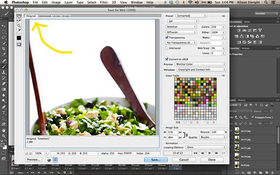 How To Make An Animated GIF 19