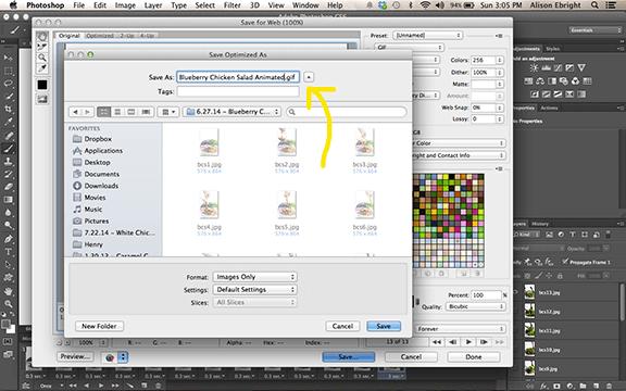 How To Make An Animated GIF 21