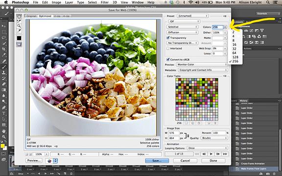 How To Make An Animated GIF 23