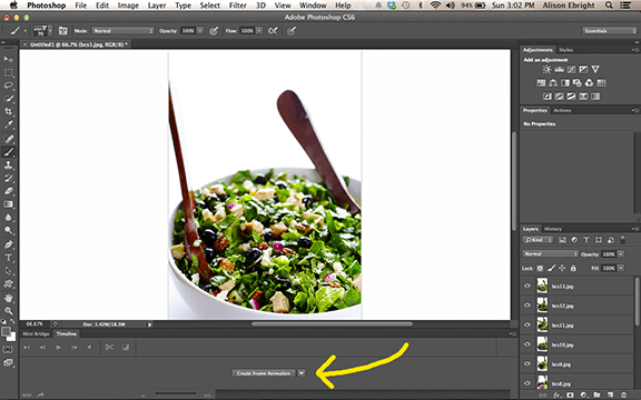 How To Make An Animated Gif | Gimme Some Oven