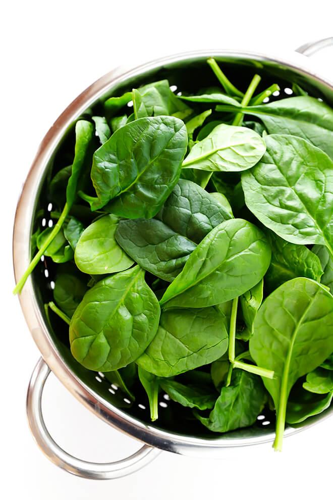 Italian Orzo Spinach Soup Recipe 3
