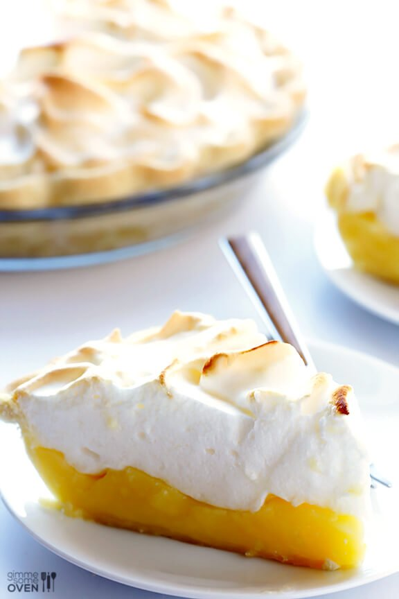 Lemon Meringue Pie {Gimme Some Oven}