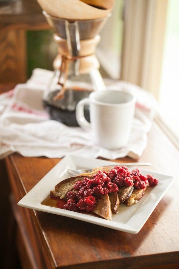 Basic French Toast | naturallyella.com