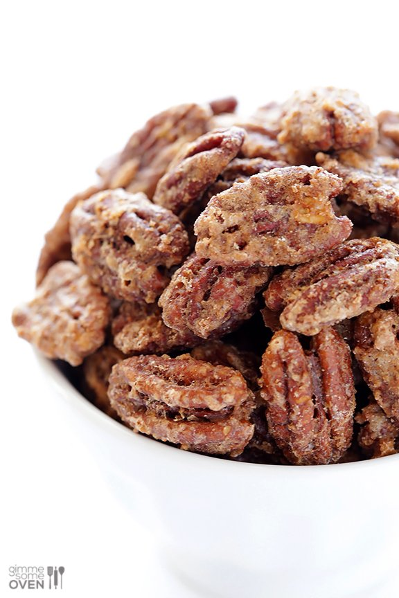 Candied Pecans 6