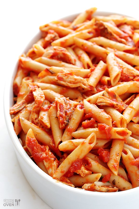 how to turn marinara into spaghetti sauce