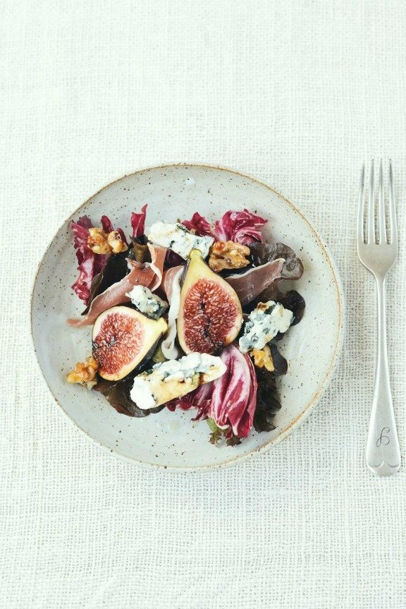 Autumn Salad | fromthekitchen.co.nz