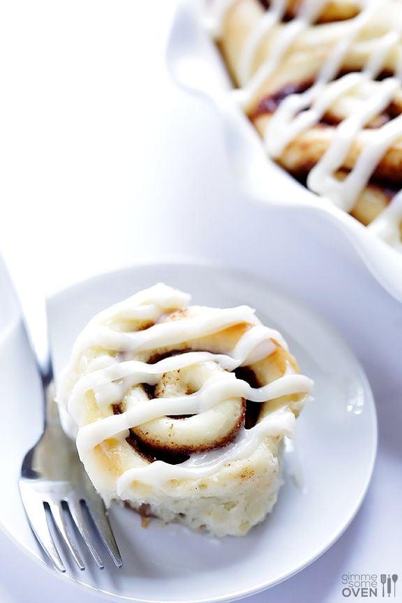 1-Hour Cinnamon Rolls   gimmesomeoven.com