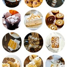 15 Pumpkin Dessert Recipes | gimmesomeoven.com #fall #baking
