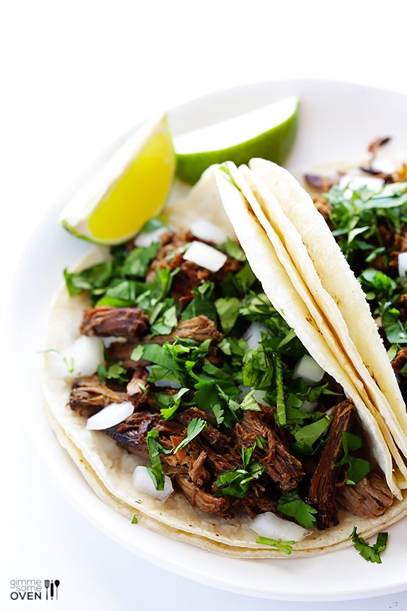 Slow Cooker Barbacoa Beef Recipe — Dishmaps
