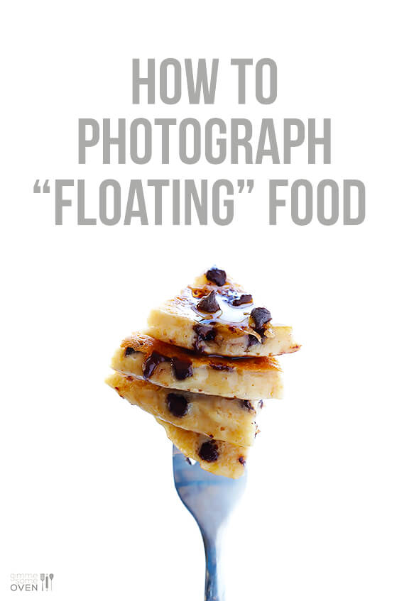 How To Shoot Floating Food | gimmesomeoven.com #tutorial