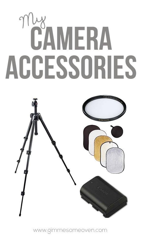 My Camera Accessories