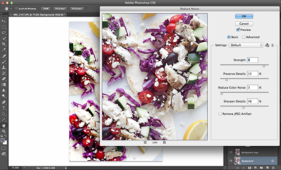 How To Make Photos Look Clear and Sharp in Photoshop   gimmesomeoven.com #tutorial #photography