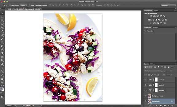 How To Make Photos Look Clear and Sharp in Photoshop | gimmesomeoven.com #tutorial #photography