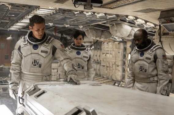 Christopher Nolan's Insterstellar | November In Movies | Gimme Some Oven
