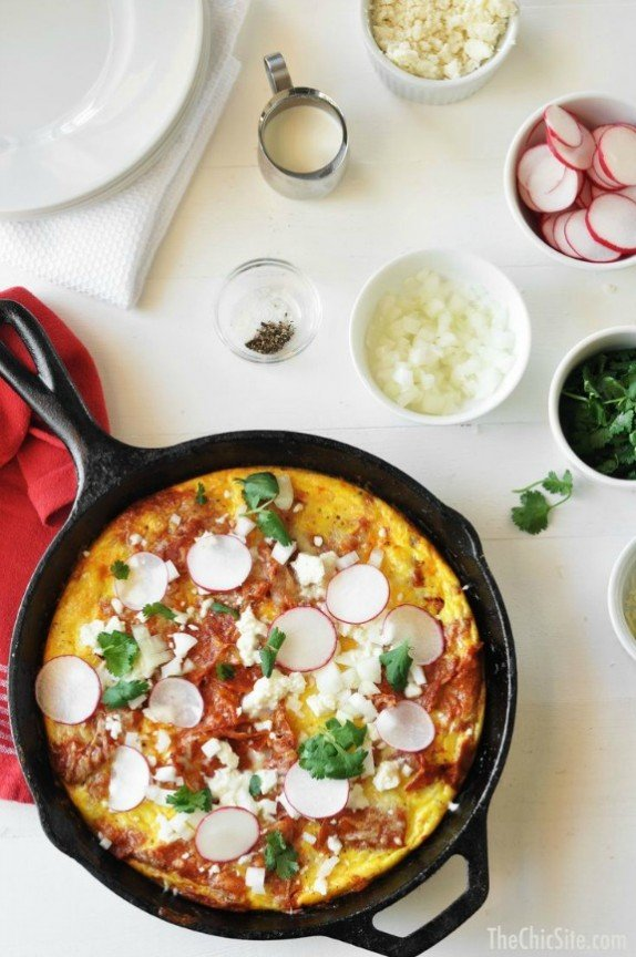 Chilaquiles | thechicsite.com