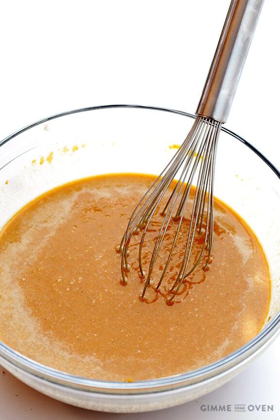 Bourbon Pumpkin Pie   gimmesomeoven.com #thanksgiving