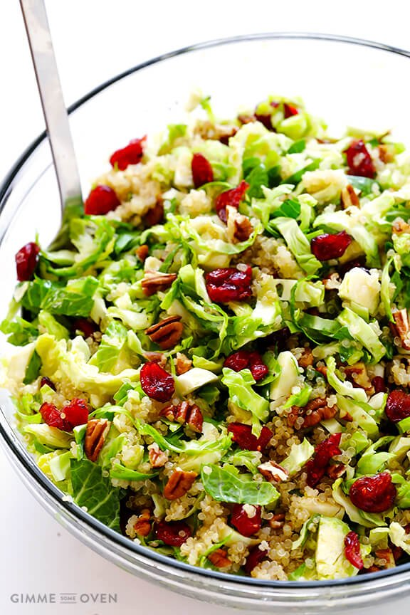 Brussels Sprout Salad Recipes — Dishmaps