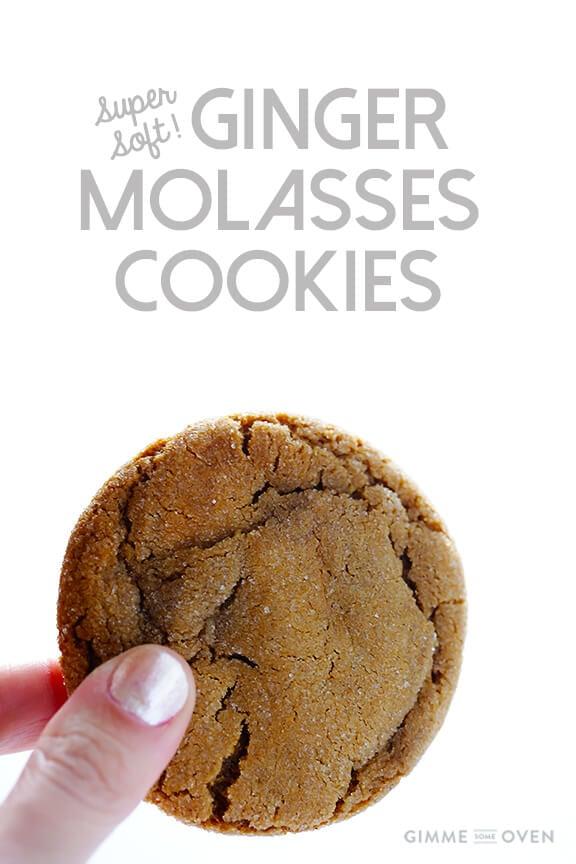 Crackle Top Molasses Cookies Recipe - Allrecipes.com