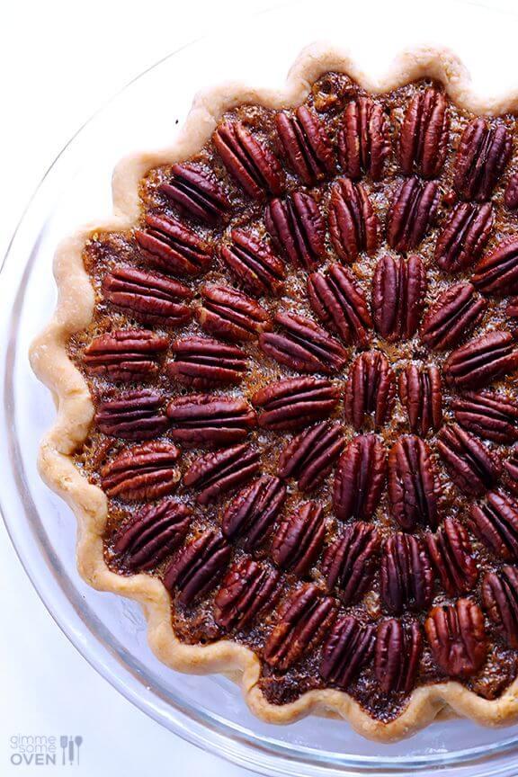 The Best Pecan Pie | gimmesomeoven.com
