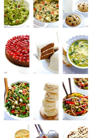 Ali's Favorite 14 Recipes of 2014 | gimmesomeoven.com