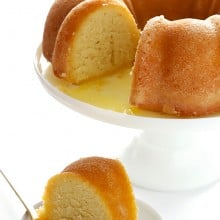 Rum Cake From Scratch | gimmesomeoven.com